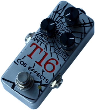 Cog Effects T-16 Analogue Octave