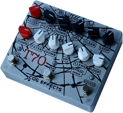 Cog Effects T-70 Analogue Octave