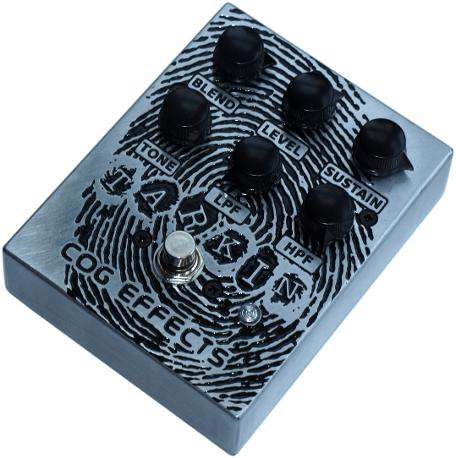 Cog Effects Custom Grand Tarkin Bass Fuzz With Dweezil Mod