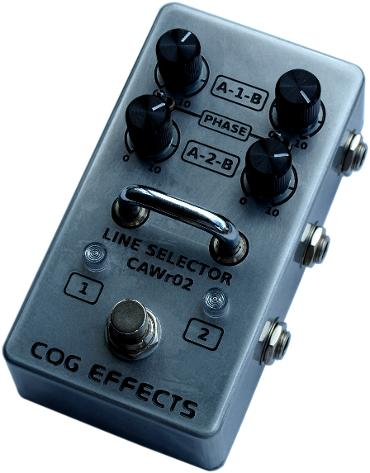 Cog Effects Custom Line Selector