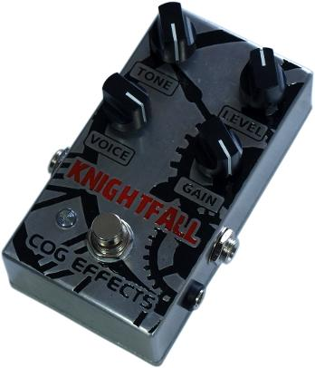 Cog Effects Custom Knightfall 66 Single Channel Bass Guitar Distortion