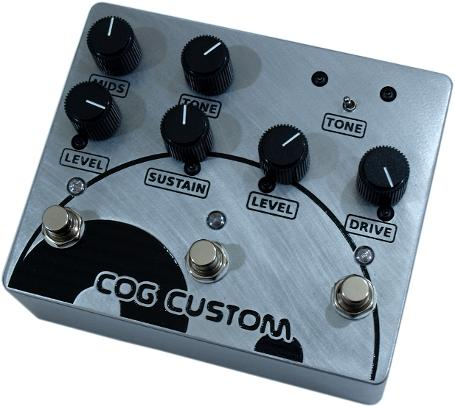 Cog Effects Custom Yin Yang Bass Fuzz Tarkin And Superfuzz