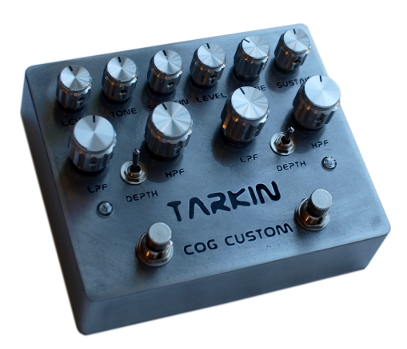 Cog Effects Custom Dual Tarkin for Dweezil Zappa